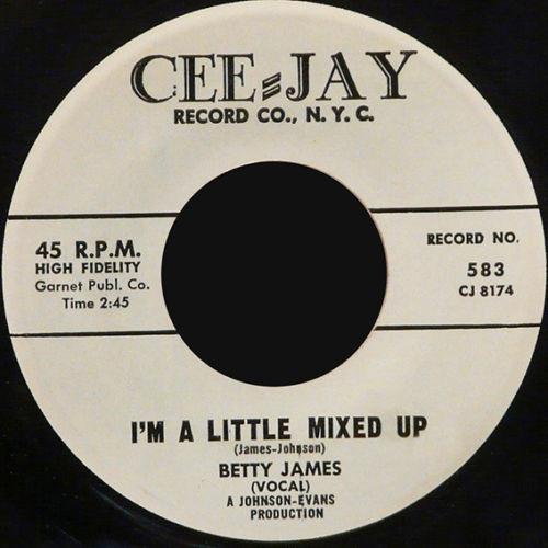 I'm A Little Mixed Up - You Can't Get K...7inch, 45rpm