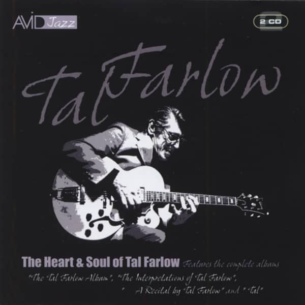 The Heart And Soul Of Tal Farlow 2-CD