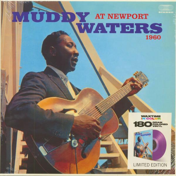 At Newport 1960 (LP, 180g Colored Vinyl, Ltd.)