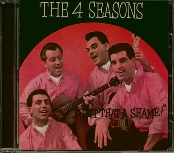 Frankie Valli & The Four Seasons - Sherry (CD)