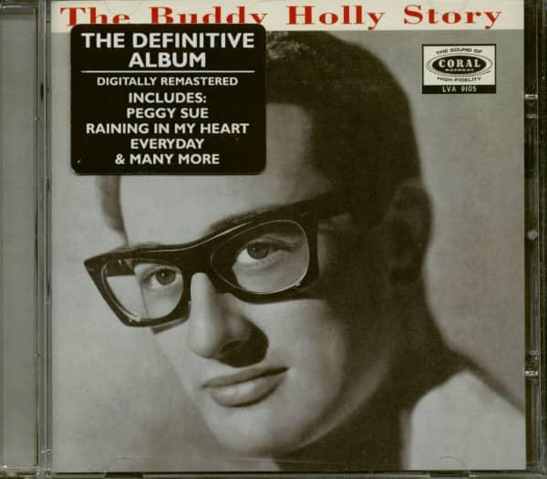 The Buddy Holly Story (CD)