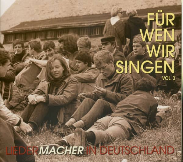 Vol.3, Für wen wir singen (3-CD)