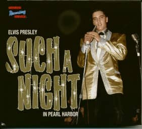 Such A Night In Pearl Harbor - March 1961 (CD-Book Deluxe Set)