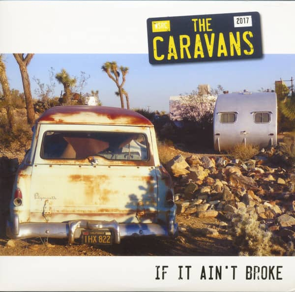 If It Ain't Broke (LP, 10inch, Clear Vinyl, Ltd.)