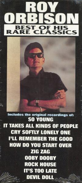 Best Of His Rare Classics (CD, US-Longbox)