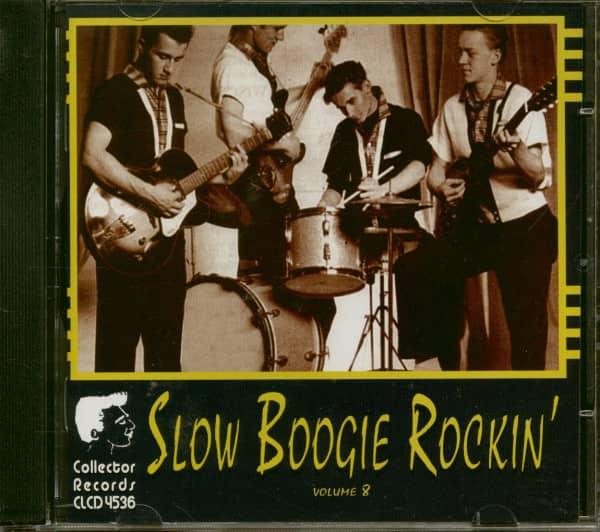 Slow Boogie Rockin' Vol.8 (CD)