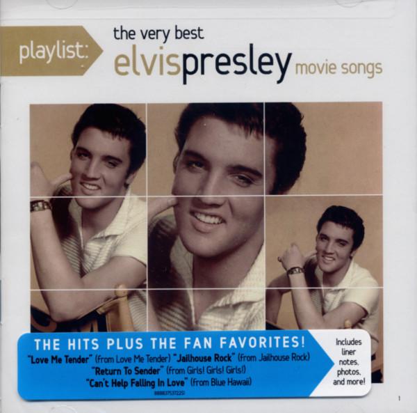 Playlist: The Very Best Elvis Presley Movie Songs