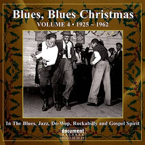 Blues, Blues Christmas Vol.4 (2-CD)