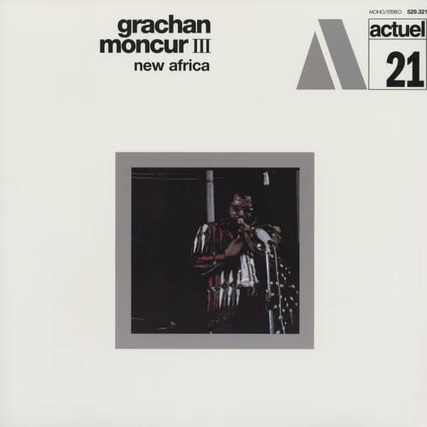 New Africa (180g HD vinyl)