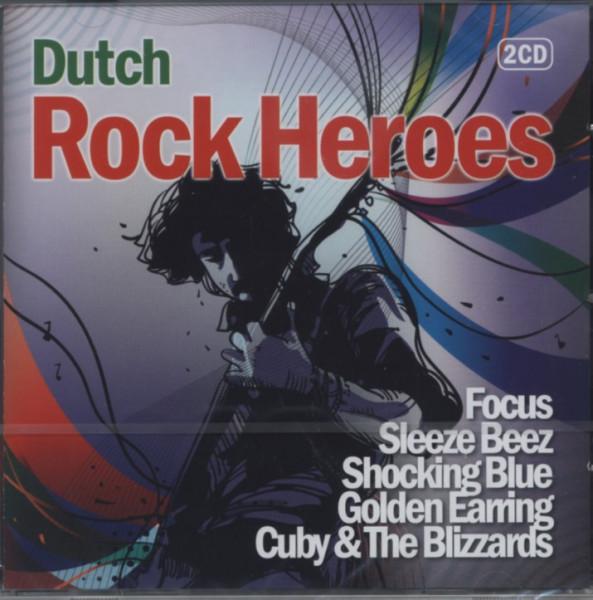 Dutch Rock Heroes (2-CD)
