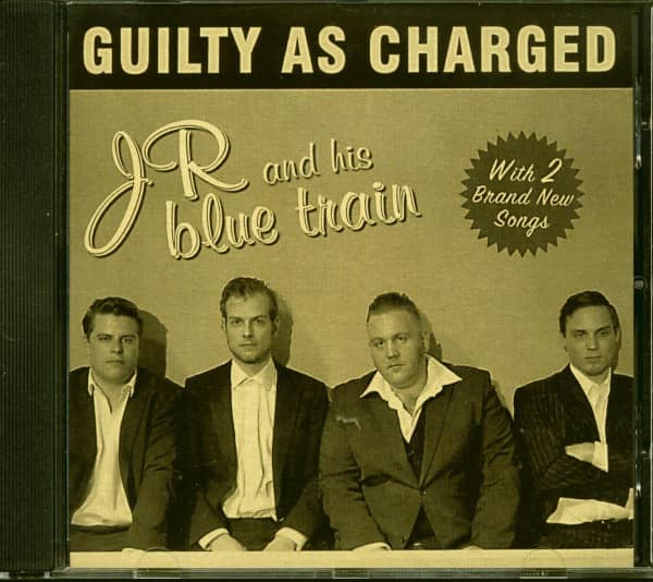 Guilty As Charged (CD, Ltd.)