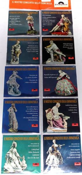 Il Nostro Concerto Della Domenica 10x7inch, 45rpm