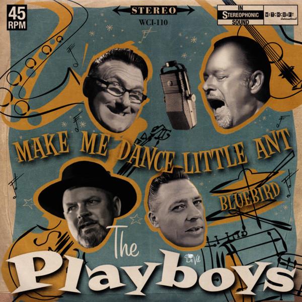 Make Me Dance Little Ant b-w Blue Bird 7inch, 45rpm, PS