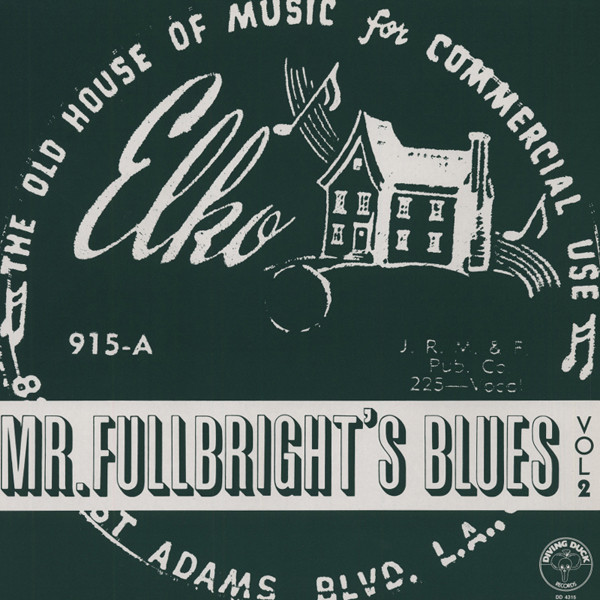 Mr.Fulbrights Blues Vol.2