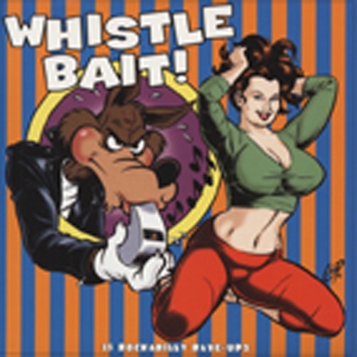 Whistle Bait (2x180g LP) Gatefold - Klappcover