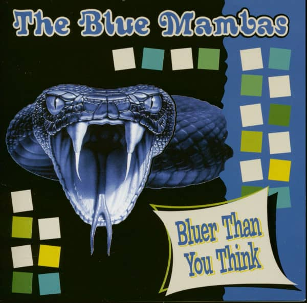 Bluer Than You Think (CD)