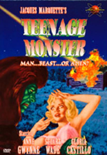 Teenage Monster ( & Trailer) (1)