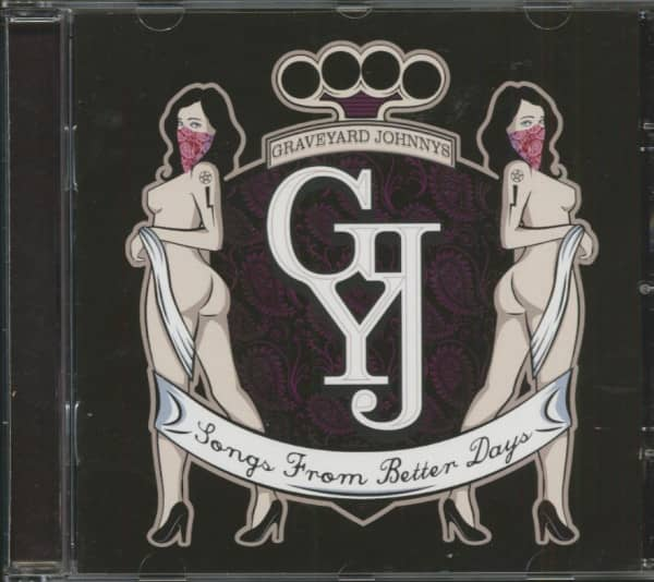Songs From Better Days (CD)