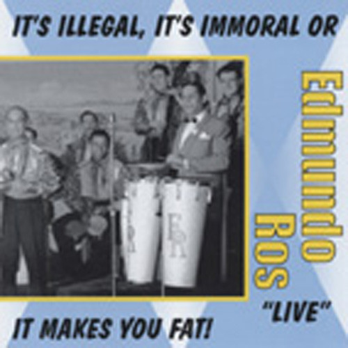 It's Illegal It's Immoral Or It Makes You Fat
