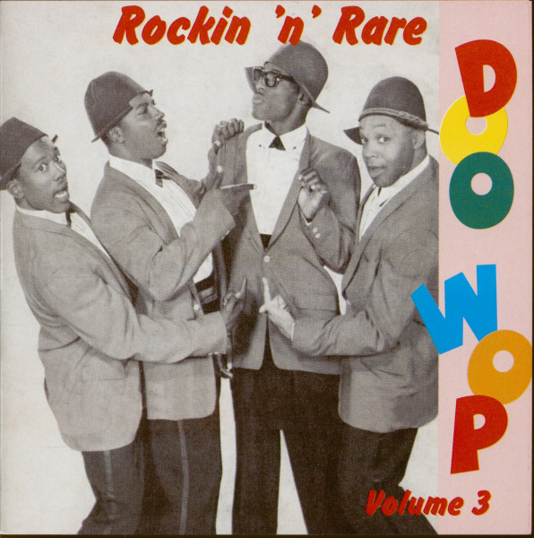 Rockin 'n' Rare Doo Wops Vol.3 (CD)