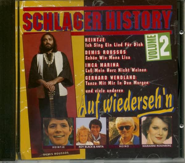 Schlager History Volume 2 (CD)