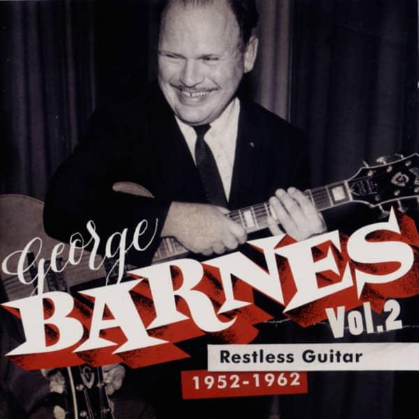 Restless Guitar 1952-1962 Vol. 2 (2-CD)