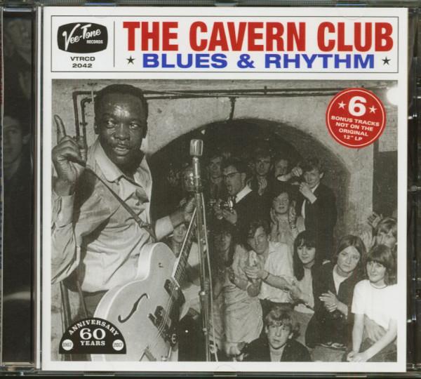 The Cavern Club - Blues & Rhythm (CD)