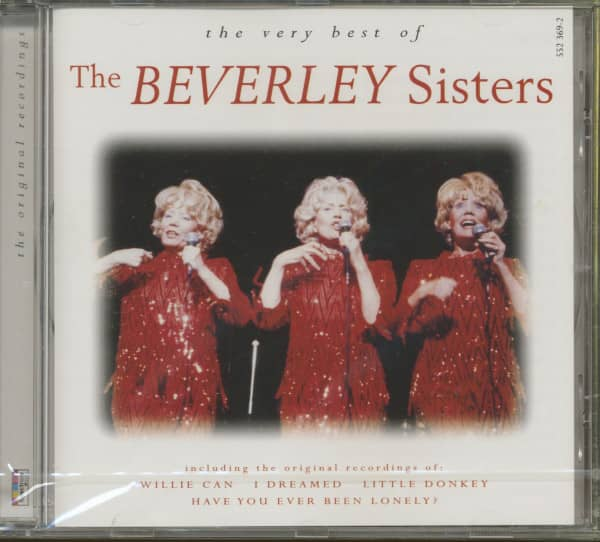 The Very Best Of The Beverly Sisters (CD)