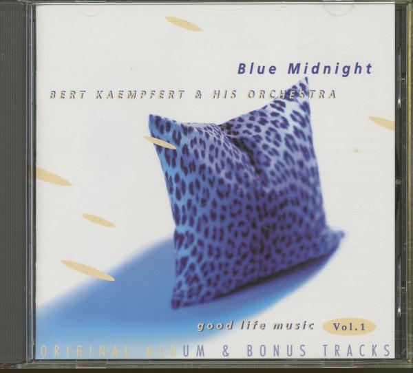 Blue Midnight - Good Life Music, Vol.1 (CD)