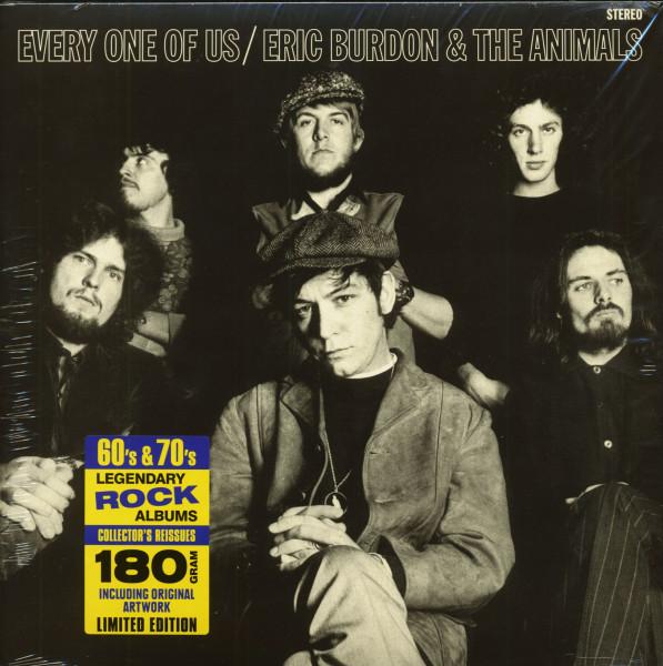 Everyone Of Us (LP, 180g Vinyl, Ltd.)