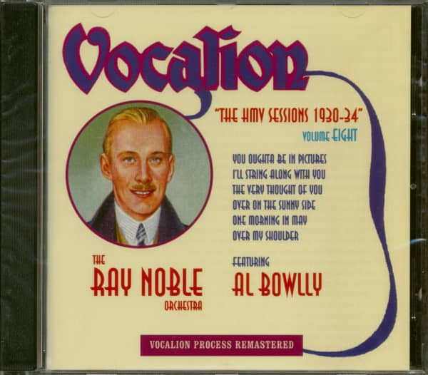 The HMV Sessions 1930-34 Volume 8 (CD)