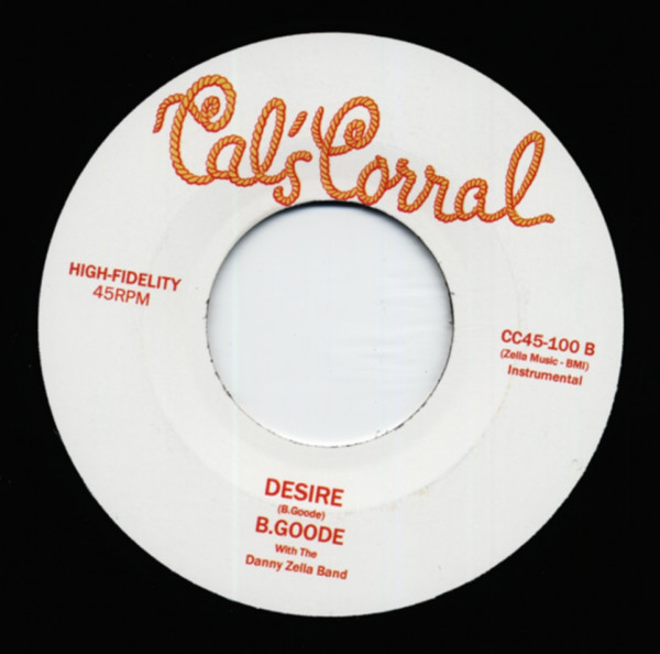 Desire - Planet Named Desire (7inch, 45rpm)