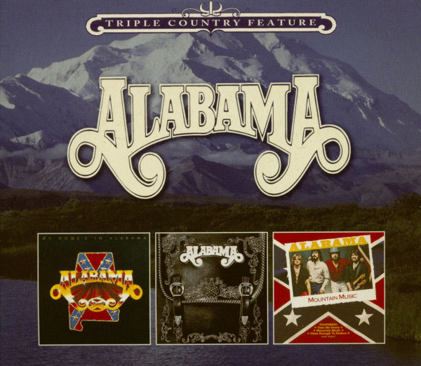 Triple Country Feature (3-CD)