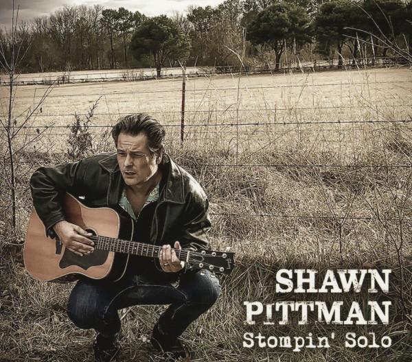 Stompin' Solo (CD)