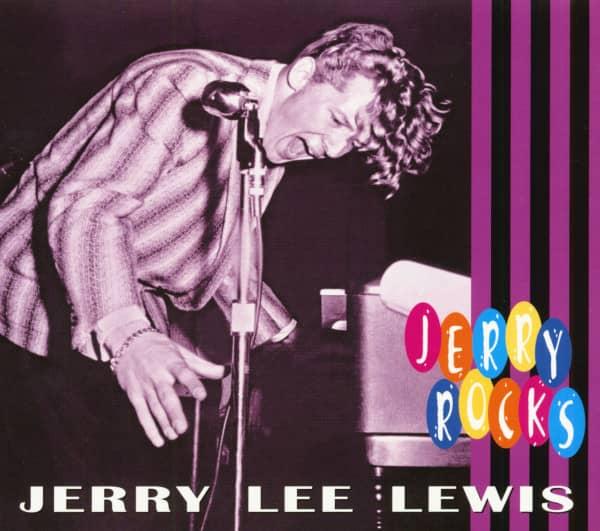 Jerry Lee Lewis - Jerry Rocks (CD)