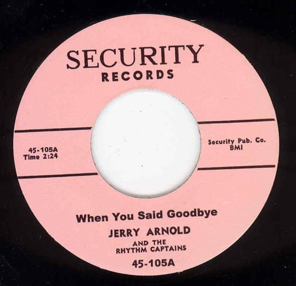 When You Said Goodbye - Can't Do Without You (7inch, 45rpm)
