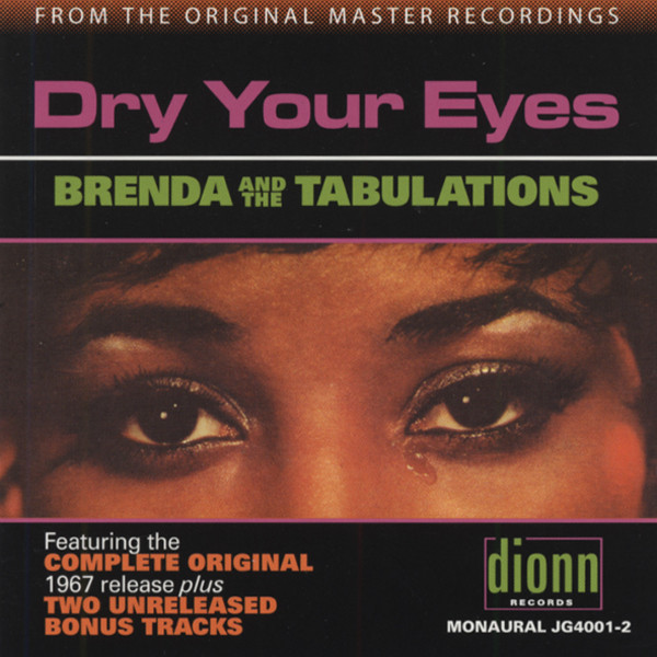 Dry Your Eyes (1967)...plus
