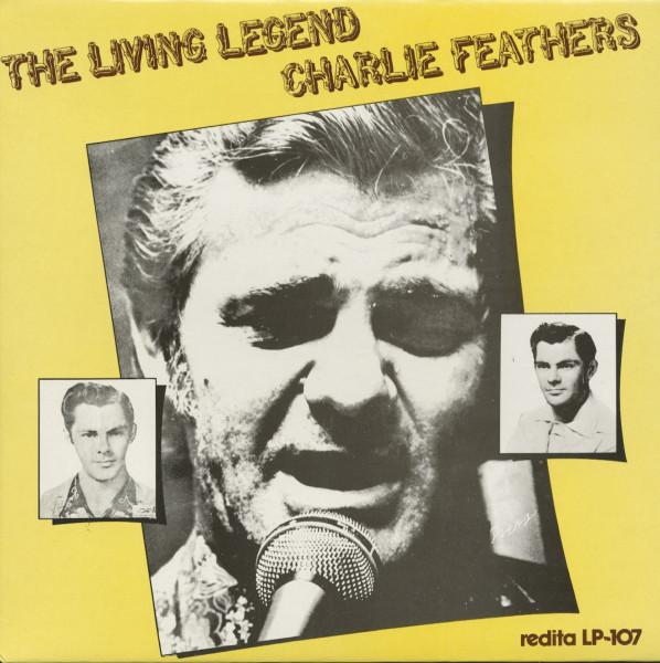 The Living Legend (LP)
