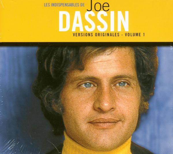 Les Indispensables De Joe Dassin, Vol.1 (CD)