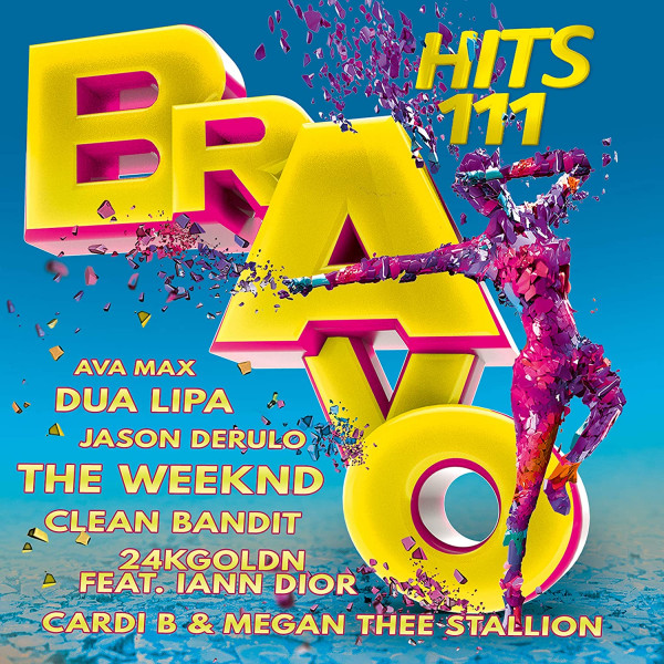 Bravo Hits 111 (2-CD)