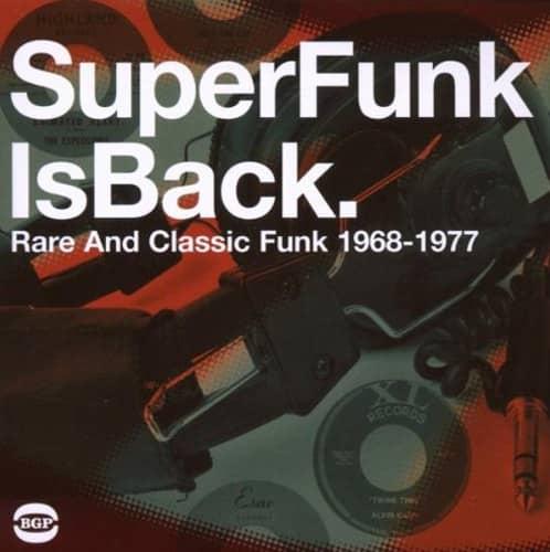 Vol.5, Super Funk Is Back 1966-77