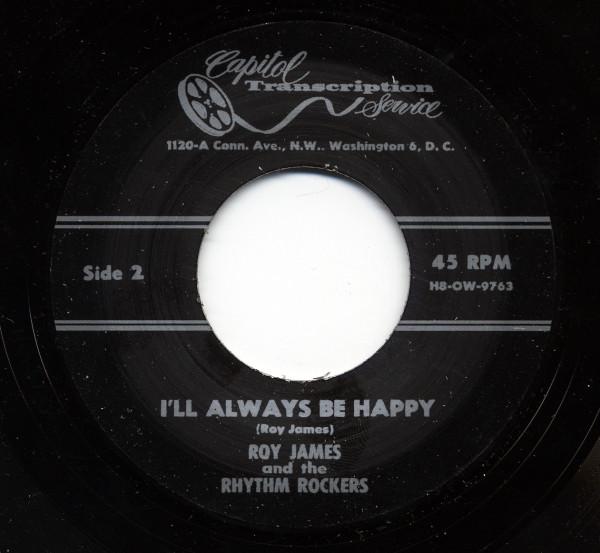 I'll Always Be Happy - Rock & Roll Mama 7inch, 45rpm