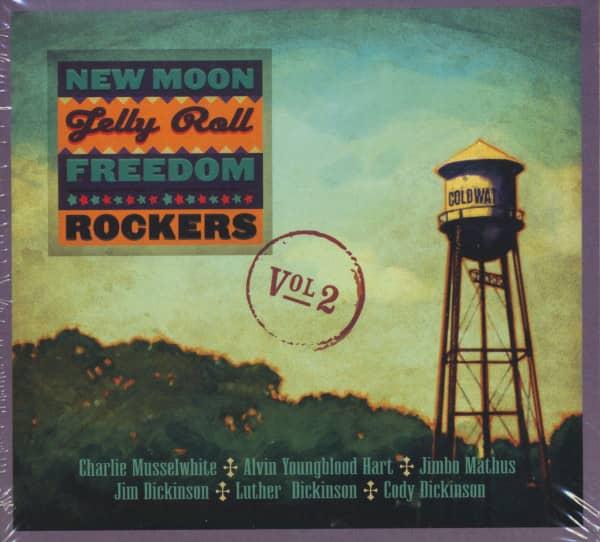 New Moon Jelly Roll Freedom Rockers Vol.2 (CD)