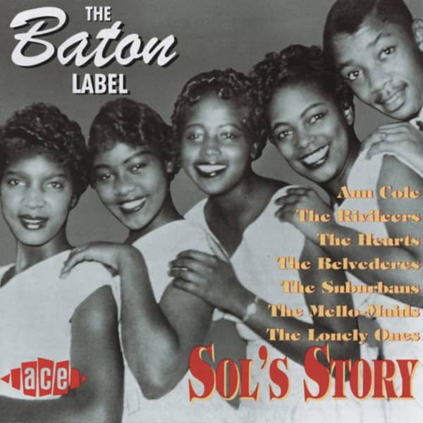 The Baton Label - Sol's Story