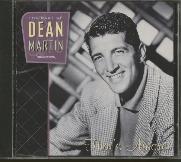 That's Amore - The Best Of Dean Martin (CD)