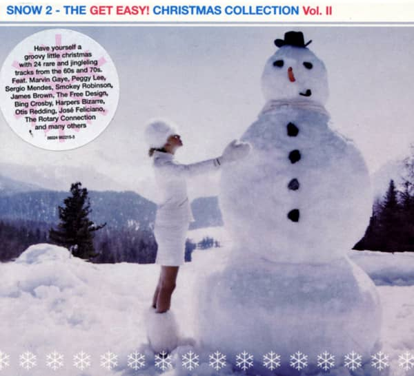 Vol.2, Snow - The Get Easy Christmas Collecti