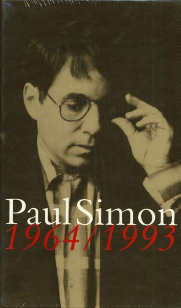 Paul Simon 1964-1993 (3-CD Box)