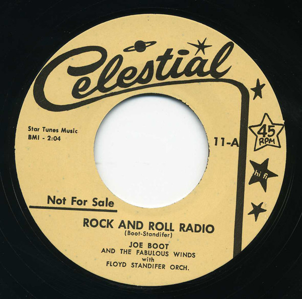 Rock And Roll Radio - That's Tough 7inch, 45rpm