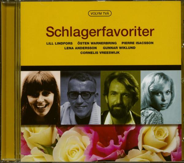 Schlagerfavoriter Vol.2 (CD)