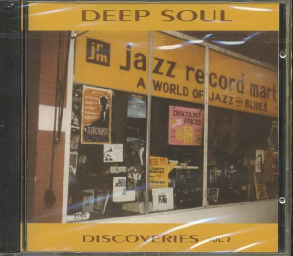 Deep Soul Discoveries, Vol.2 (CD)